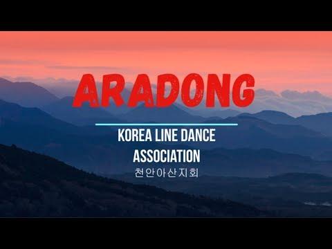 Divine Line Linedance (ARADONG)