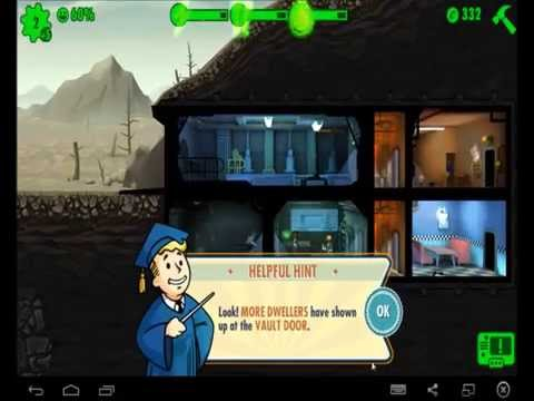 Fallout Shelter #1 | Where Is The Experiment?