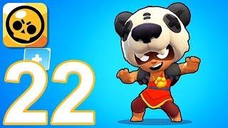 Brawl Stars - Gameplay Walkthrough Part 22 - Panda Nita (iOS, Android)
