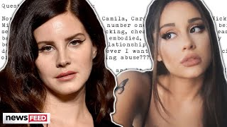 Lana Del Rey Faces Backlash For Comments About Beyonce, Ariana Grande & Nicki Minaj