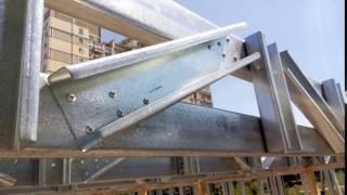 Реконструкция здания по технологии ЛСТК!(ЛСТК технология
