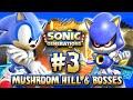 Sonic Generations 3DS Part 3 Mushroom Hill Zone Metal Sonic Big Arm Boss 1080p mp3
