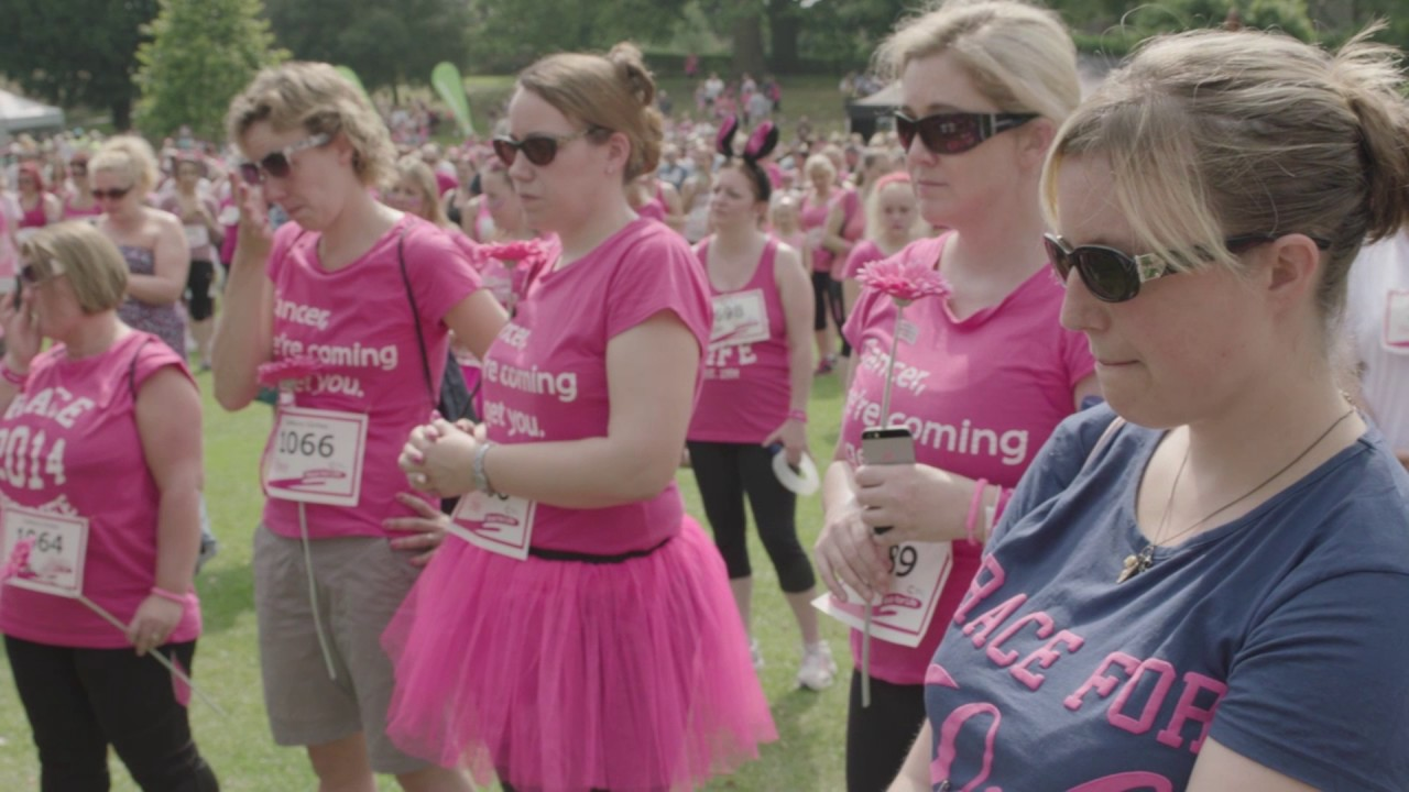 Tesco | Celebrating 16 years of our Race for Life partnership