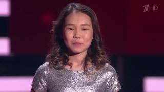 Орос орныг бишрүүлсэн Тува-Монгол охин | I will survive