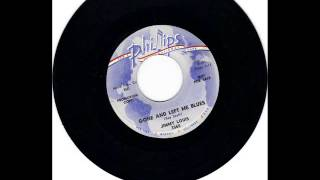 JIMMY LOUIS -  YOUR FOOL -  GONE AND LEFT ME BLUES -  PH INT  3565 PROMO