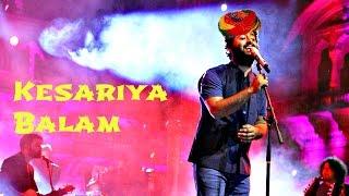 kesariya balam padharo mhare desh | ARIJIT SINGH LIVE