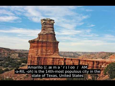 Amarillo, Texas - Top Facts