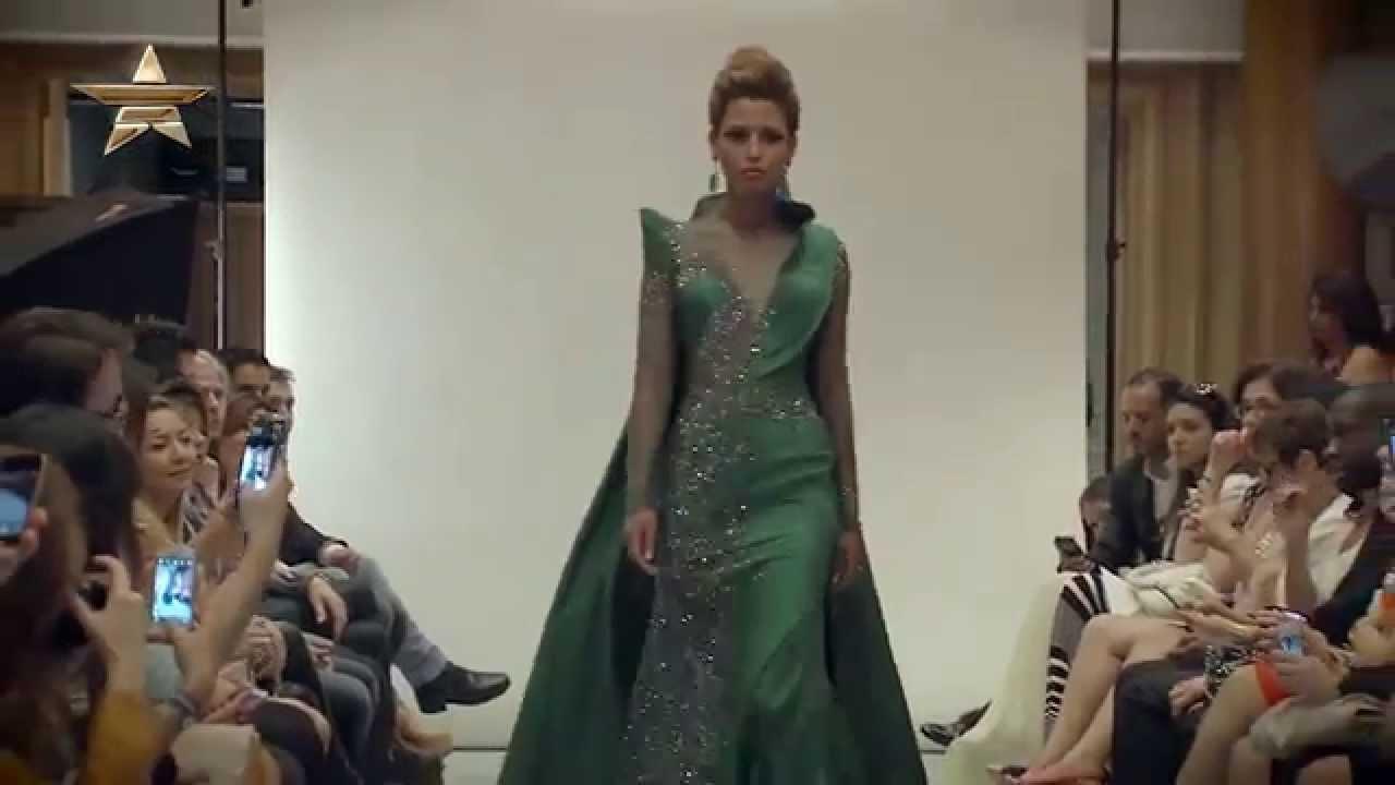 Hany El Behairy Oriental Fashion Show 2014 Paris Events