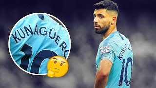 "Why is Sergio Aguero nicknamed ""Kun""? - Oh My Goal"