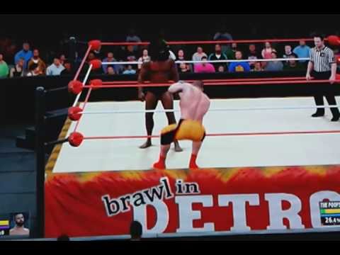 TPW Brawl In Detroit: The SuperStar vs The Poopstain (Singles)