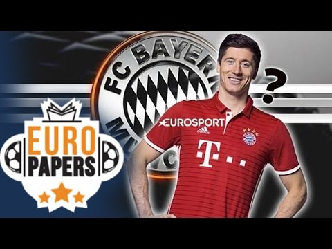 Euro Papers: Lewandowski seals Bayern future - or does he?