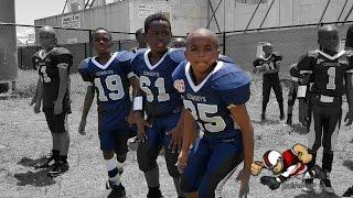 youth football highlights fyfl 9u miami gardens chiefs vs miami