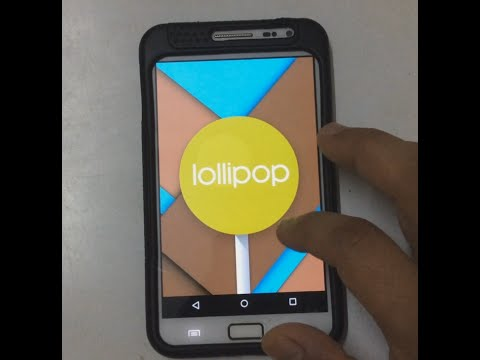Lollipop - Android 5.0.1 On Galaxy Note GT-N7000 (Nightowl ROM)