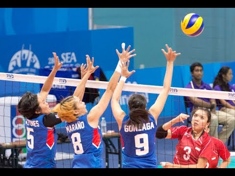 SEA Games 2019 Volleyball even...