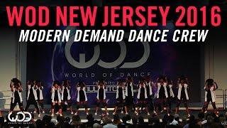 Modern Demand Dance Crew | Upper Division | World of Dance New Jersey 2016 | #WODNJ16