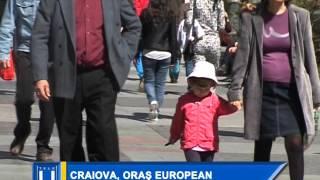 Craiova, oras european