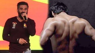 Sunil Shetty On His Son Ahan's Gym Bodybuilding Workout & Bollywood Debut