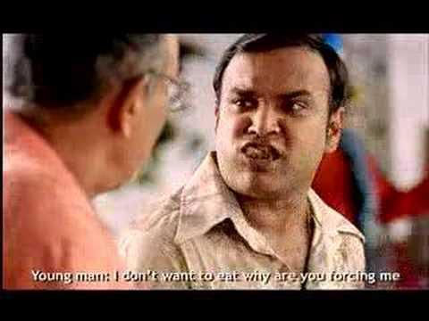 Award winning,funny Indian ad on no smoking for AAJ TAK