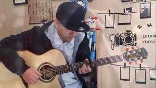 Lạnh Lẽo -Guitar solo  (Thập Lí Đào hoa) Max Phiêu-Full clip-