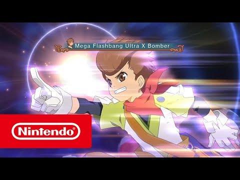 Tales Of Vesperia: Definitive Edition – Launch Trailer (Nintendo Switch)