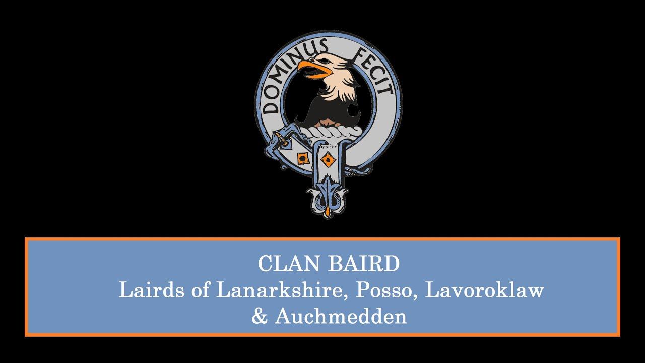 Clan Baird of Auchmedden