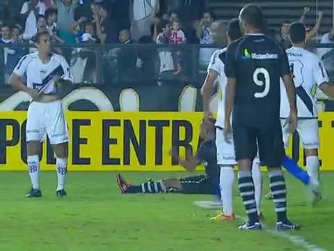 Vasco 3 x 2 Ponte Preta - Brasileirão Série A 2012 - 30/06/2012