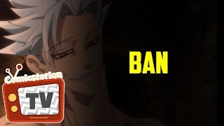 Ban - Know Your Seven Deadly Sins (Spoilers!)