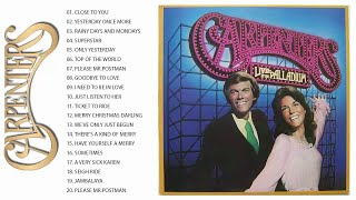 The Carpenters Best Songs Ever - The Carpenters Greatest Hits Full Album