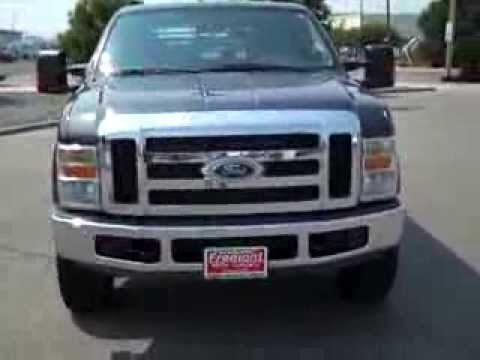 Walk Around Of 2008 Ford F 250 Xlt With Flatbed By Mike