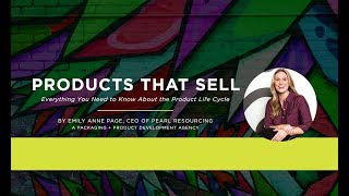 Emily Page - Sales Should Be Your #1 Target In Growing Your Physical Products Business
