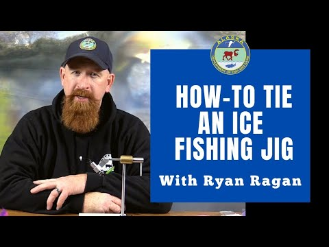 How To Tie An Ice Fishing Jig
