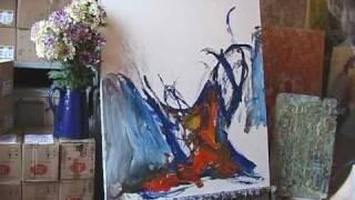 Уроки, манера и техника живописи маслом.