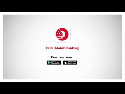 OCBC Mobile Banking has a refreshing new look!