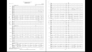Serenity by Ola Gjeilo/arr. J. Eric Wilson & Ola Gjeilo