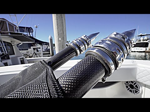 How To Setup Outriggers On A Boat | Step-By-Step
