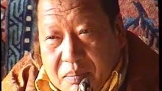 ROKPA and Akong Rinpoche in Tibet - 1998