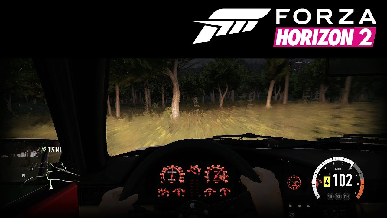 Forza Horizon 2 Bucket List #10 Rally A Lancia Delta S4 Through ...