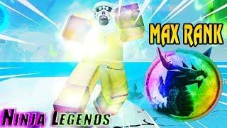 Một Ngày Làm Saitama Trong Ninja Legend Học MAX Chiêu Mạnh Nhất