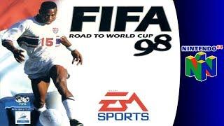 Nintendo 64 Longplay: FIFA: Road to World Cup 98