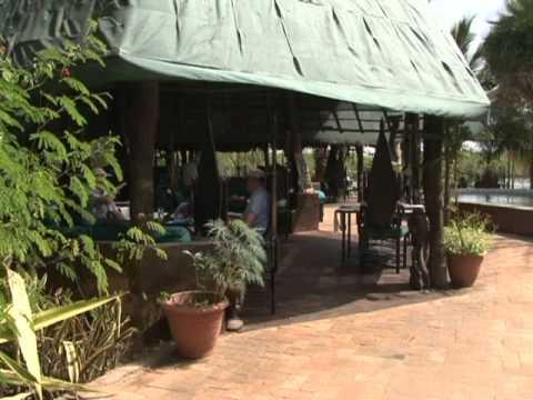 Makasutu Cultural Resort in The Gambia