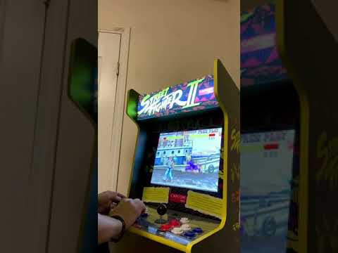 Arcade1up from Jason Chase