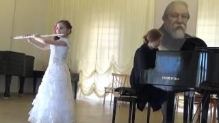 Мак – Доуэлл «К дикой розе» Екатерина Белехова Флейта Р В