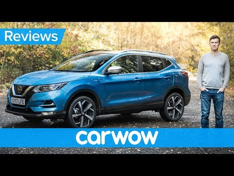 Nissan Qashqai (Rogue Sport) 2018 SUV in-depth review – see what's new!