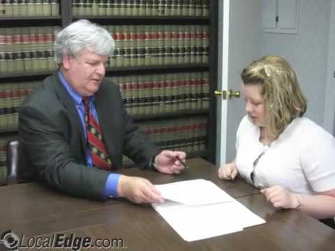 Attorney Harold F Peek Jr  Valparaiso FL