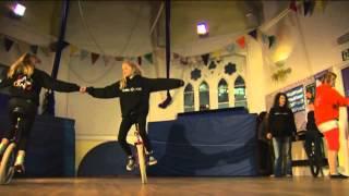 Fixers Circus Life Story on ITV News Tyne Tees, December 2014