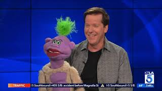 """Jeff Dunham and Peanut Extend an Invite to His """"Seriously?!"""" Tour"""