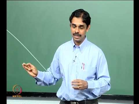 Mod-01 Lec-30 Lecture 30 : Premixed Flame Acoustic Interaction - 1