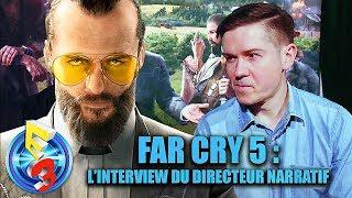 FAR CRY 5 : on vous dit TOUT sur le jeu ! - Interview