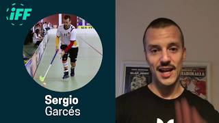 Sergio Garcés (ESP) - IFF Athletes' Commission Nominee