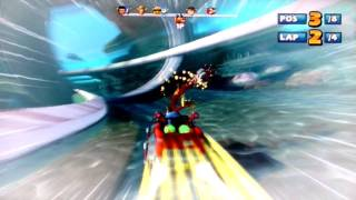 SONIC & SEGA All-Stars Racing - Banjo & Kazooie